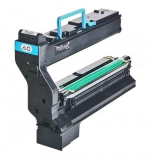 Konica Minolta MagiColor 5430 DL & 5450 Compatible 1710580-004 Cyan Laser Toner Cartridge - 6,000 Page Yield