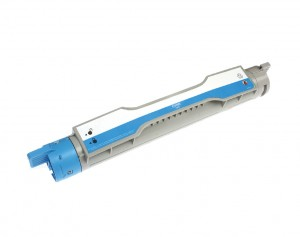 Xerox Phaser 6250 Compatible 106R00672 Cyan High Yield Laser Toner Cartridge - 8,000 Page Yield