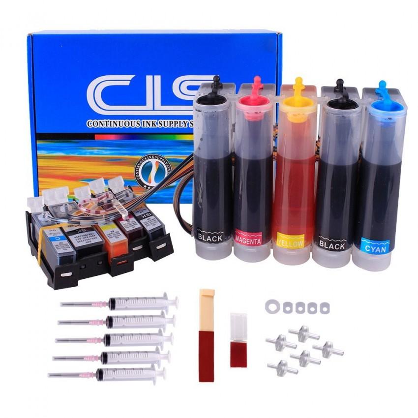CISS CIS PGI-225 CLI-226 for Canon MG5120 MG5220 MG5320 iX6520 MX882 with Chip