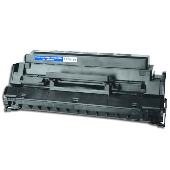 Black On-Site Laser Compatible Toner Replacement for Lexmark 13T0101 E312 Works with: E310 E312L