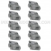 Compatible HP Set of 10 Black 64X / CC364X High Yield Laser Toner Cartridges - 240000 Page Yield