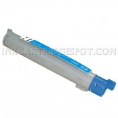 Xerox Phaser 6300 Compatible High Capacity Cyan 106R01082 Laser Toner Cartridge - 7,000 Page Yield