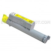 Xerox Phaser 6360 Compatible High Capacity Yellow 106R01220 Laser Toner Cartridge - 12,000 Page Yield