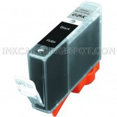 Canon BCI-6Bk Black Compatible Inkjet Cartridge - 420 Page Yield