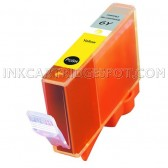 Canon BCI-6Y Yellow Compatible Inkjet Cartridge - 420 Page Yield