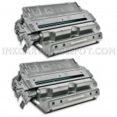 2 HP Compatible C3909A Toners - 30000 Page Yield