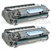 2 Compatible Canon 106 Toner Cartridges - 10000 Page Yield