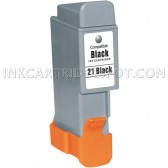 Canon BCI-21 Black Compatible Inkjet Cartridge - 170 Page Yield