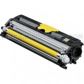 Compatible Konica-Minolta MagiColor 1600W A0V306F High Yield Yellow Laser Toner Cartridge - 2,500 Page Yield