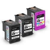 TSP Saver Replacement HP62 XL Black /& HP 62XL Color High Yield Ink Cartridges for HP ENVY 5542 5663 5646 5660 7640 7644 HP OfficeJet 5740 5741 5742 5743 5745 5744 8040 8045 Pack of 2: 1BK//1CLR