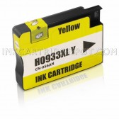 HP 933XL (CN056AN) Professionally High Yield Yellow Inkjet Cartridge