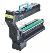 Konica Minolta MagiColor 5430 DL & 5450 Compatible 1710580-002 Yellow Laser Toner Cartridge - 6,000 Page Yield