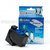 Lexmark 32 Compatible 18C0032 Black Inkjet Cartridge - 475 Page Yield