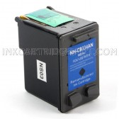 HP CB334AN (HP 54) High Yield Black Compatible Ink Cartridge - 600 Page Yield