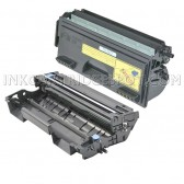 Compatible TN-560 (TN560) DR-500 (DR500) Combo Pack of 2, 1 Black Toner Cartridges and 1 Pack Drum