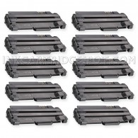10 Compatible Dell 330-9523 (7H53W) Laser Toner Cartridges - 25000 Page Yield