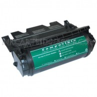 Compatible High Yield Black Laser Toner Cartridge for Lexmark 12A7362 (Optra T630) - 21,000 Page Yield