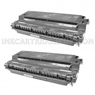 2 Canon Compatible E-40 Toner Cartridges - 6000 Page Yield