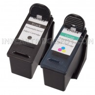 2-Pack Dell CH883 + CH884 (Series 7) Compatible Inkjet Cartridge Combo Pack