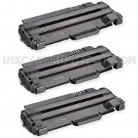 3 Compatible Dell 330-9523 (7H53W) Laser Toner Cartridges - 7500 Page Yield