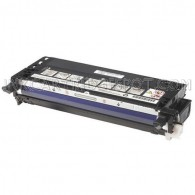 Compatible Toner to replace Dell 3110cn / 3115cn High Yield Black Toner Cartridge - 8,000 Page Yield