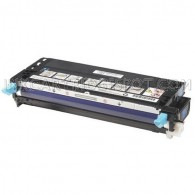 Compatible Toner to replace Dell 3110cn / 3115cn High Yield Cyan Toner Cartridge - 8,000 Page Yield