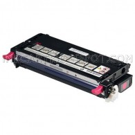 Compatible Toner to replace Dell 3110cn / 3115cn High Yield Magenta Toner Cartridge - 8,000 Page Yield