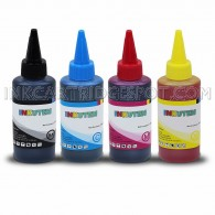 HP 934 HP 935 Ink Refill Kit 4 Bottles High Quality Refill Ink (100ml Black, 100ml per color, total 400ml)