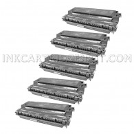 5 Canon Compatible E-40 Toner Cartridges - 15000 Page Yield
