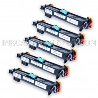 5 Compatible Dell 310-9319 (TX300) Laser Toner Cartridges - 10000 Page Yield