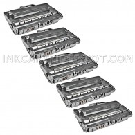5 Compatible Dell 310-5417 (X5015) Laser Toner Cartridges - 25000 Page Yield