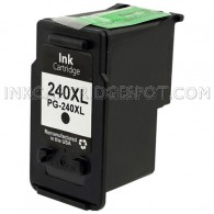 Canon PG240XL (5206B001) High Yield Black Compatible Inkjet Cartridge