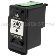 Canon PG240 Black Compatible Inkjet Cartridge