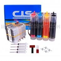 CISS for HP 932 933 HP932XL 933XL Dye Ink Prefileld officejet 6100 6600 6700 officejet 7110 7610 wide format ePrinter