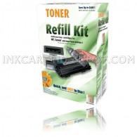 Laser Toner Refill for Brother TN720 / TN750 / TN780 - Toner Refill Kit