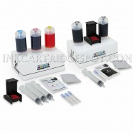 Refill Kit Combo Pack for HP 61 61XL Black and HP 61 61XL Color Inkjet Cartridges