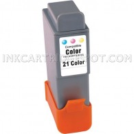 Canon BCI-21 Color Compatible Inkjet Cartridge - 200 Page Yield