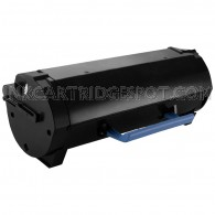 Compatible Replacement for Dell B3460 Extra High Yield Black 331-9807, 9GG2G Toner Cartridge