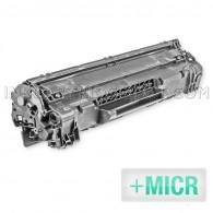 HP CF283A (HP 83A) Black Compatible U.S. Made MICR Toner