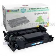 Replacement Laser Toner Cartridge for Hewlett Packard CF226A (HP 26A) Black