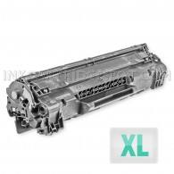 Replacement Laser Toner Cartridge for Hewlett Packard CF283X (HP 83X) High-Yield Black