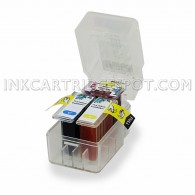 Canon CL241 CL-241XL Color Cartridge Pop Cartridges refill inserts