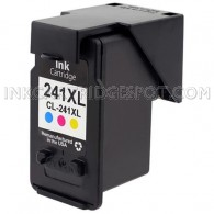Canon CL241XL (5208B001) High Yield Color Compatible Inkjet Cartridge