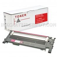 Compatible Alternative to Samsung CLT-M406S Magenta Laser Toner Cartridge (1K Page Yield)