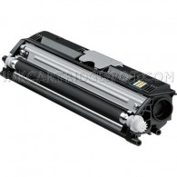 Compatible Konica-Minolta MagiColor 1600W A0V301F High Yield Black Laser Toner Cartridge - 2,500 Page Yield