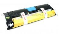 Compatible Konica-Minolta Magicolor 2400 / 2500 1710587-007 Cyan Laser Toner Cartridge - 4,500 Page Yield