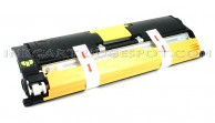 Compatible Konica-Minolta Magicolor 2400 / 2500 1710587-005 Yellow Laser Toner Cartridge - 4,500 Page Yield