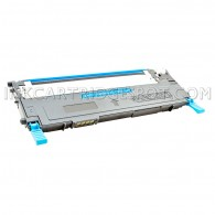 Replacement Dell 330-3015 (J069K) Cyan Toner Cartridge for your Dell 1230c / 1235c Color Laser printer - 1000 Page Yield