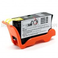 Compatible (Series 22) High Yield Black Ink Cartridge for Dell T091N for the P513, V313 Printers - 500 Page Yield