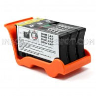 Compatible (Series 21) Standard Yield Color Ink Cartridge for Dell Y499D for the V313 Printers - 170 Page Yield